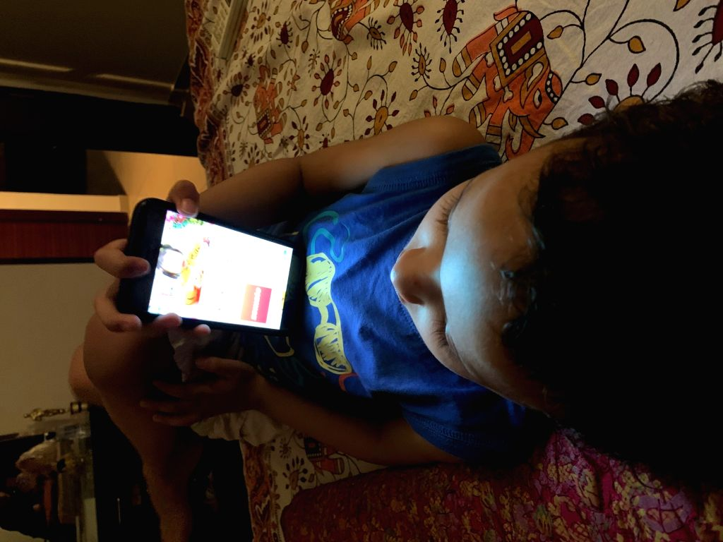 Let your kid watch TV than closed-door TikTok video session.