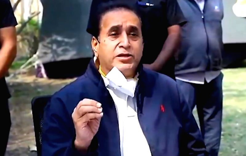 'Letter-bomb' blast: Maha HM Anil Deshmukh resigns after HC ruling - Deshmukh