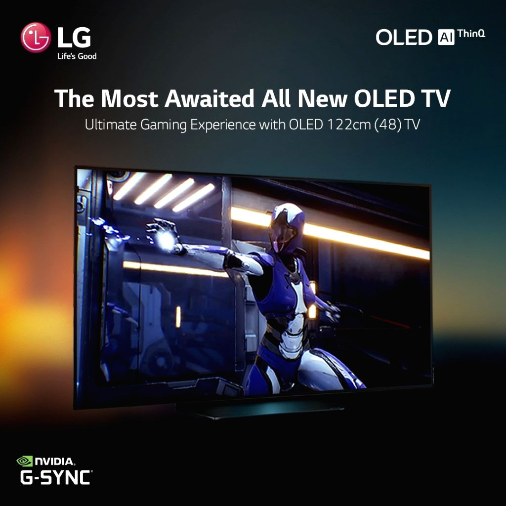 LG launches new TV for gaming, cinema lovers