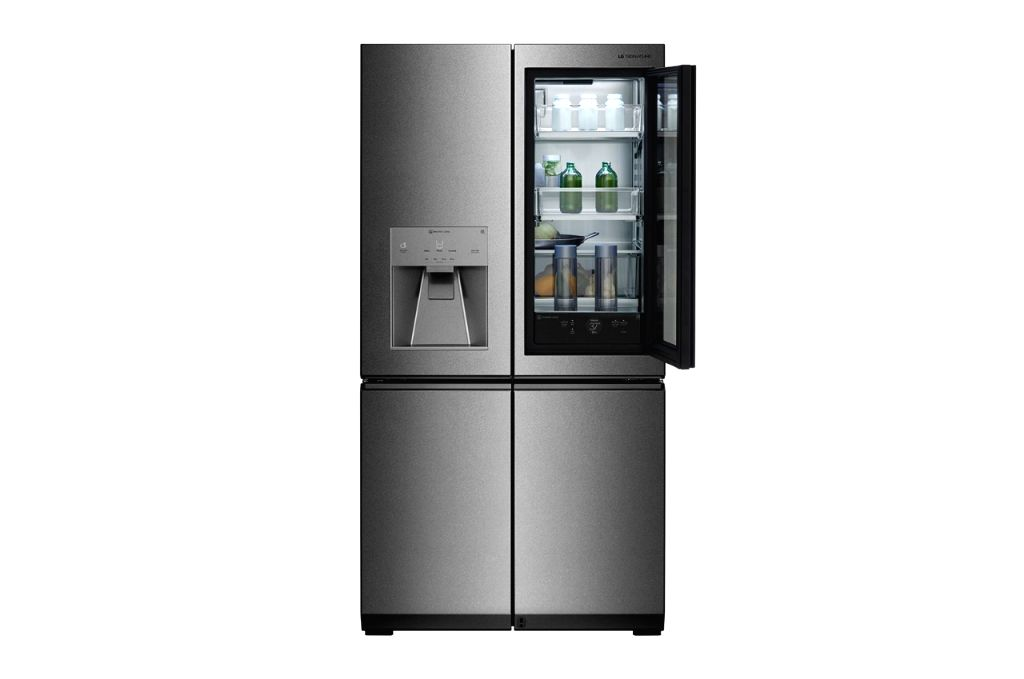LG licenses ice-making tech for French-door refrigerators to Electrolux