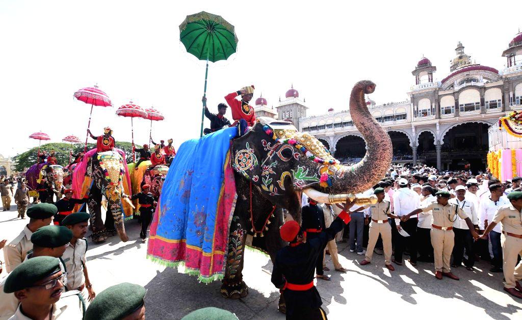 Like R-Day parade ban, stop performances by elephants. (Photo: IANS)