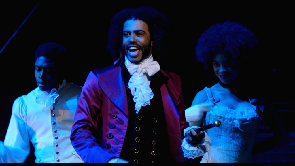 Lin-Manuel Miranda: Took us a while to realise 'Hamilton' won't play live for long.
