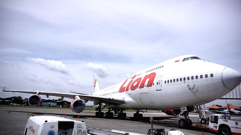 Lion Air Group.