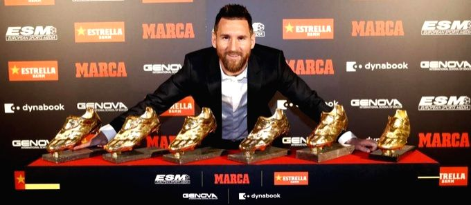 Lionel Messi,