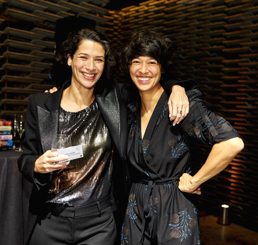 Literary Director Gaby Wood and Judge Leanne Shapton at the Man Booker prize 2018 Shortlist Party (File Photo)