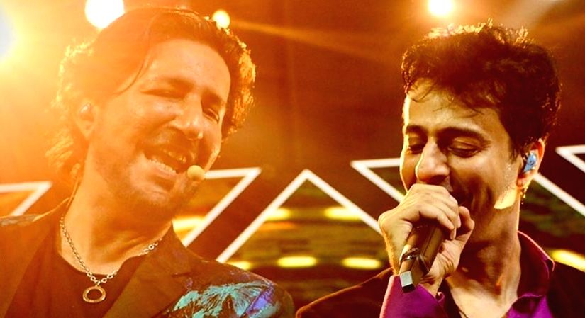 """""""Live concerts and playback music are both dependent on each other,"""" feels music composer Salim Merchant, who along with Sulaiman Merchant have scored more than 100 films and have enthralled audiences across the world with their live concerts. The du"""