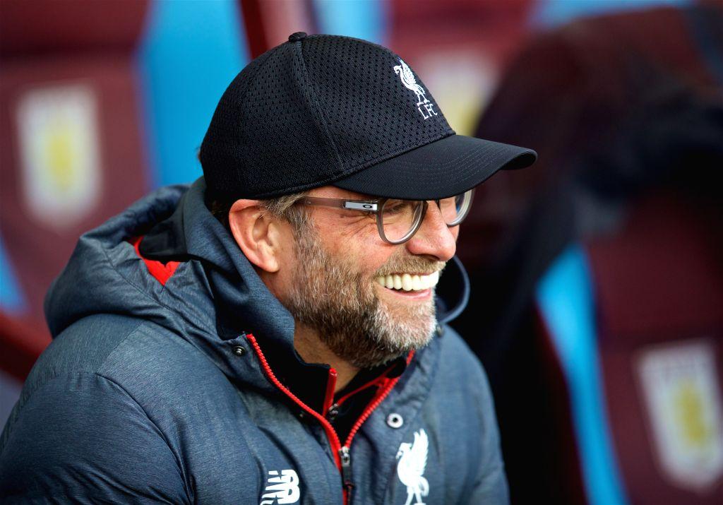Liverpool's manager Jurgen Klopp  (Xinhua/IANS)