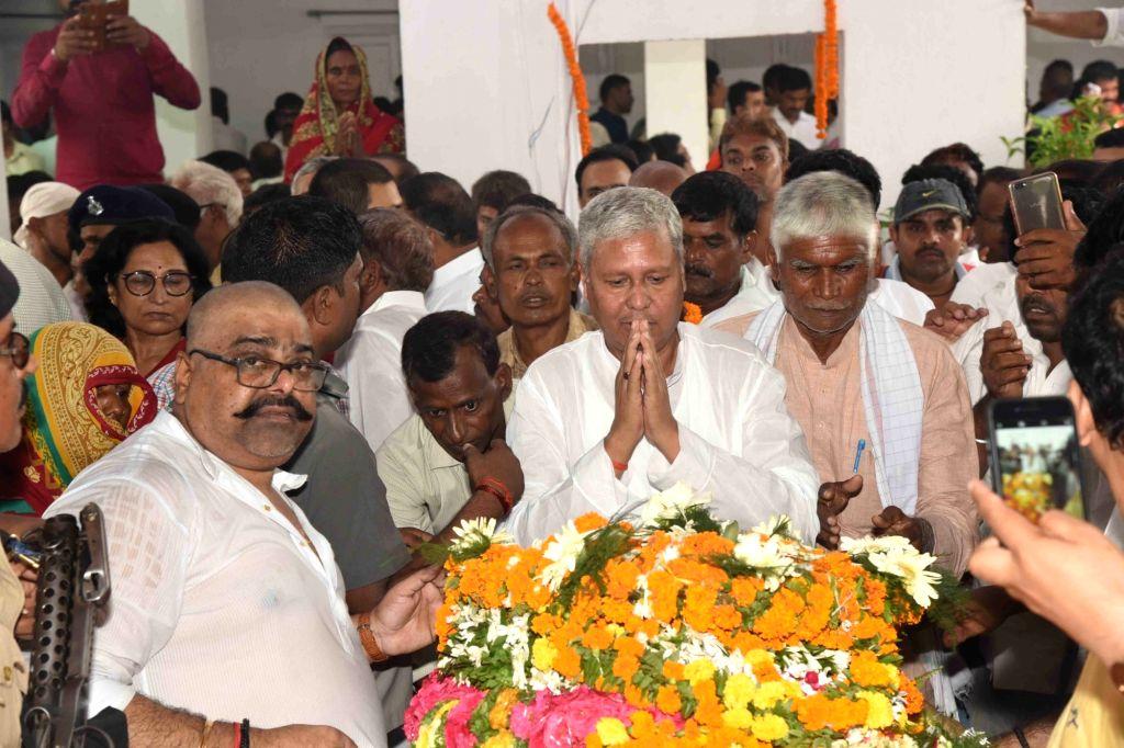 Funeral Of Ramchandra Paswan