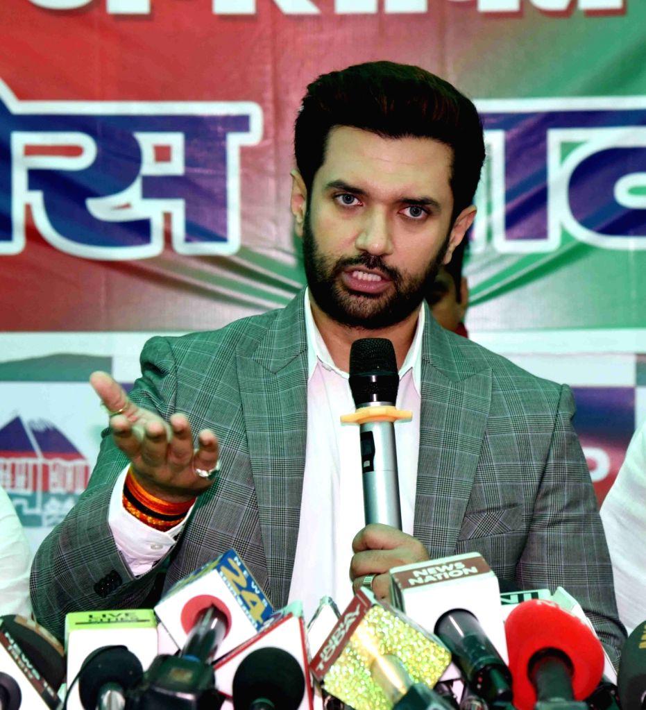 LJP softens stand after Nadda-Nitish meeting