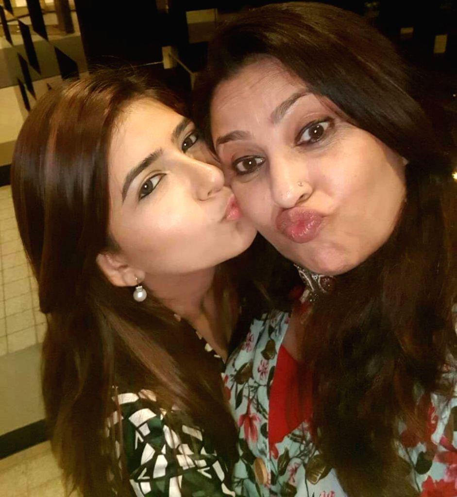 Lockdown diaries: Nilu Kohli enjoying being real mom-in-law. - Nilu Kohli