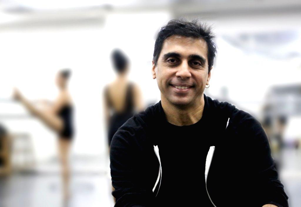Lockdown is helping me design new choreographies: Ashley Lobo.