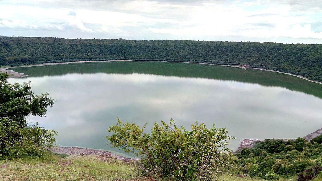 Lonar Lake.