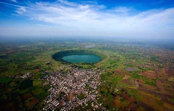 Lonar Lake becomes Maha's 2nd Ramsar Site in 2020.