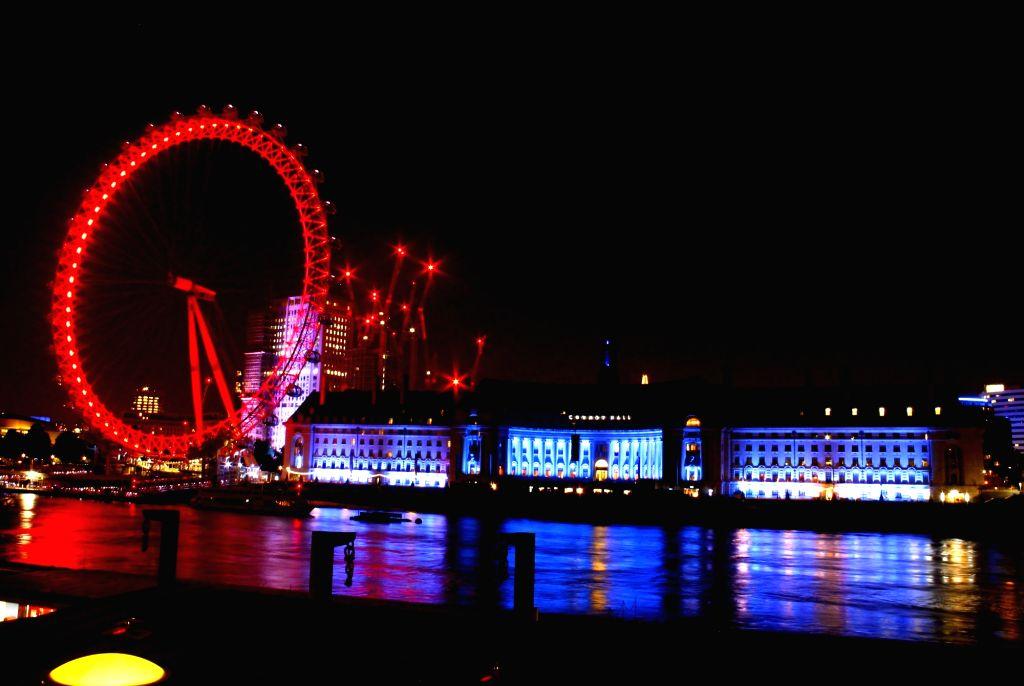 London Eye. (File Photo: Surjeet Yadav/IANS) - Surjeet Yadav
