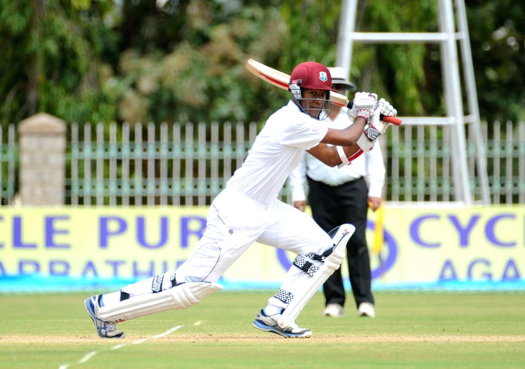 London, June 18 (IANS) Kraigg Brathwaite was one of the heroes for the West Indies when they defeated England in the 2017 Headingley Test. He had scored 134 and 95 as West Indies completed an incredible fourth innings chase to seal an unlikely win.