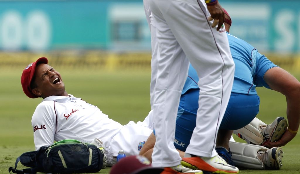 London, June 22 (IANS) West Indies wicket-keeper batsman Shane Dowrich has expressed his desire to score a Test hundred in England, as the two nations lock horns in a three-Test series from next month which will mark the restart of the game since bei - Shane Dowrich