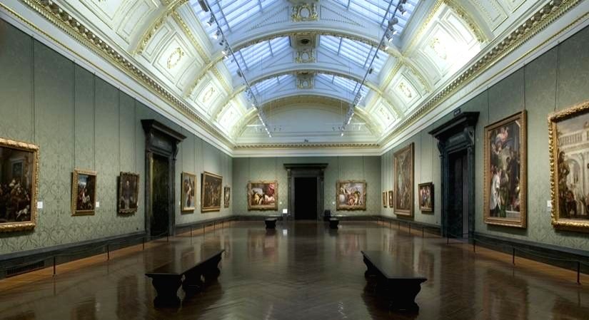 London's National Gallery collection goes on global tour.