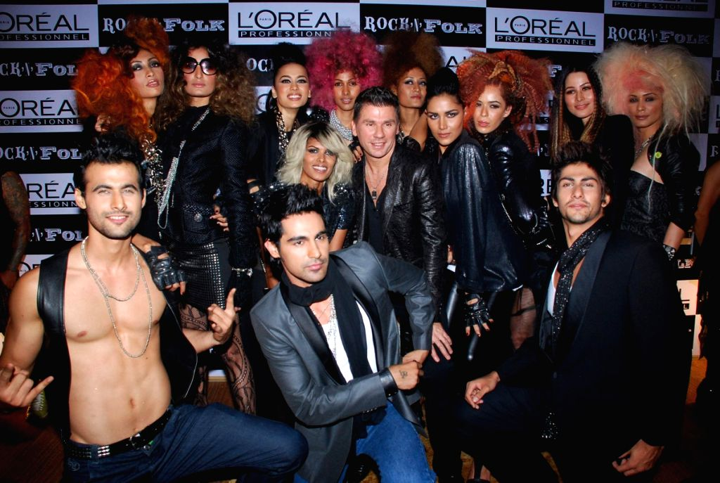 Loreal Autumn Winter Color Collection launch, Grand Hyatt.