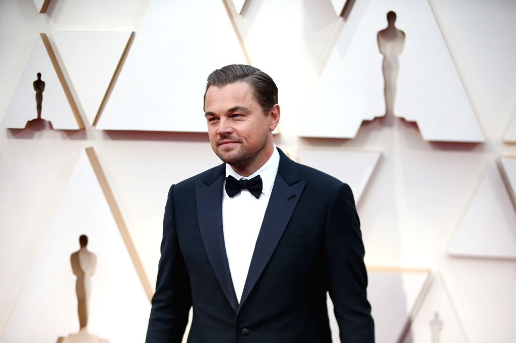 """Los Angeles, June 5 (IANS) Oscar winning actor Leonardo DiCaprio has joined the fight to end racial disparity in the US, and says he is committed to """"listen, learn and take action"""".(Xinhua/Li Ying/IANS) - Leonardo D"""