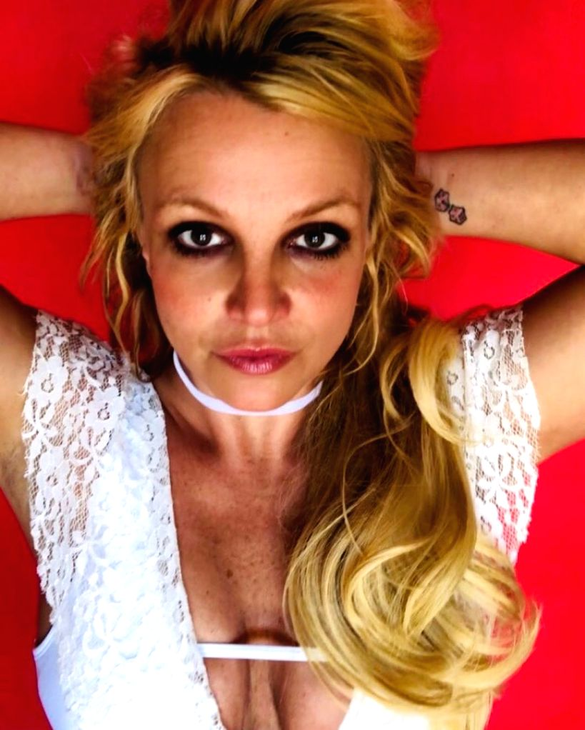 """Los Angeles, March 30 (IANS) Singer Britney Spears took to social media to reflect on 20 years since the release of her iconic 2000 hit """"Oops!... I did it again""""."""