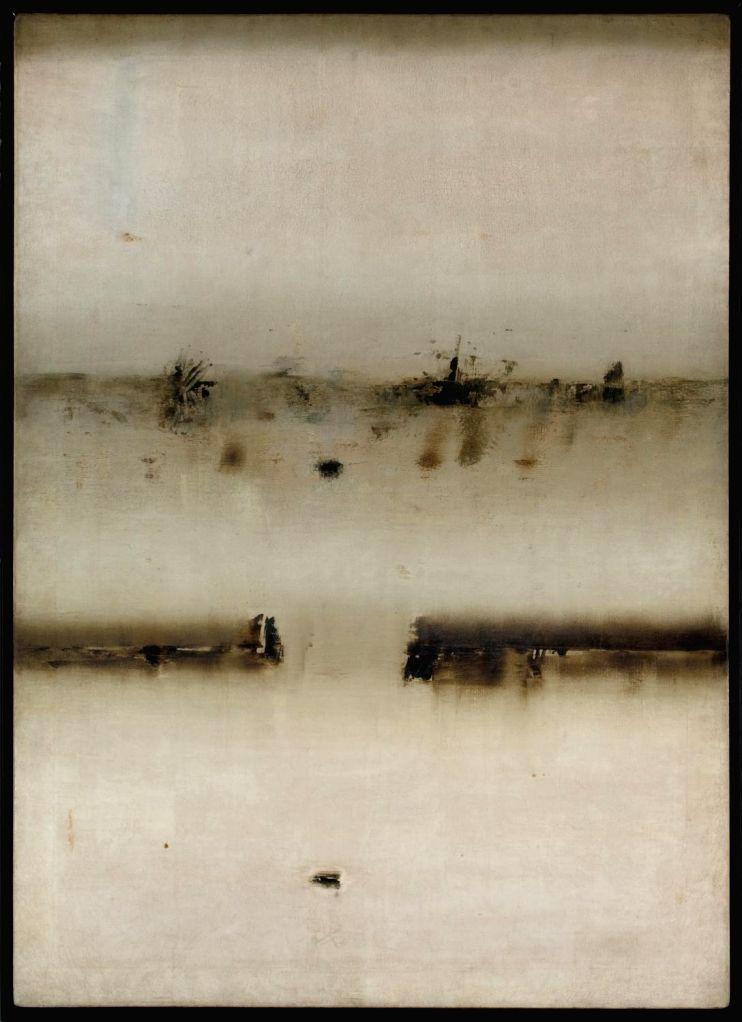 Lot 107 - V S Gaitonde, Untitled, 1965