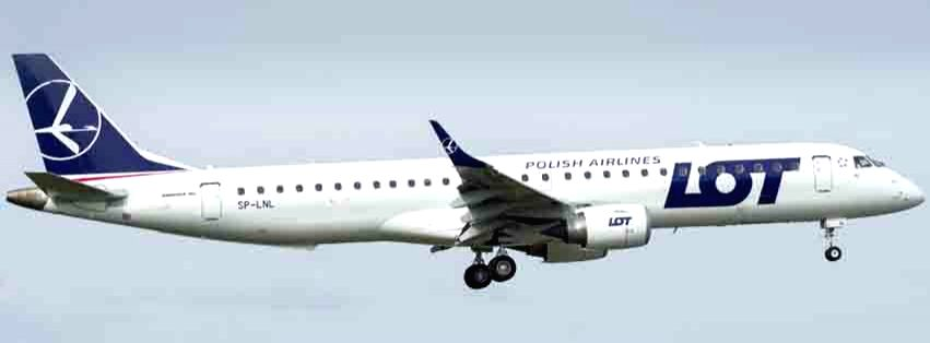 LOT Polish Airlines.