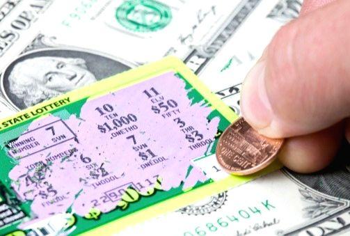 lottery ticket.(photo:Pixabay.com)