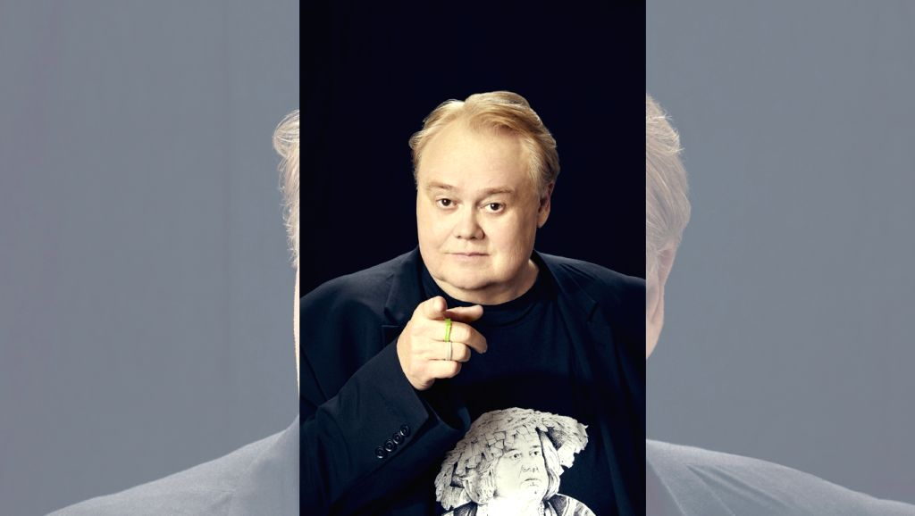 """Louie Anderson jumped at the chance to essay the role of a woman """"without being cartoony"""" in the series """"Baskets"""". The Emmy-award-winning star says getting under the skin of the ..."""