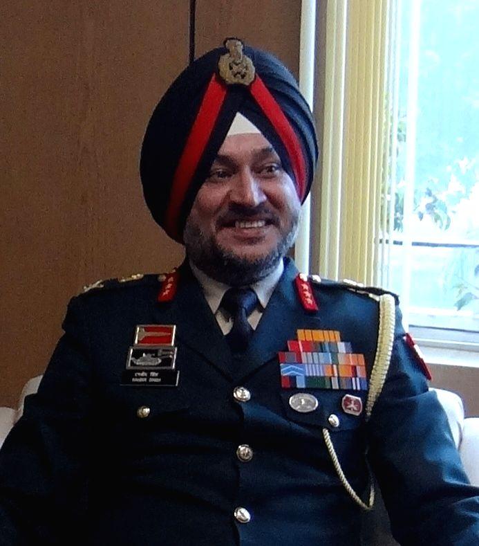 Lt General Ranbir Singh. (File Photo: IANS) - Ranbir Singh