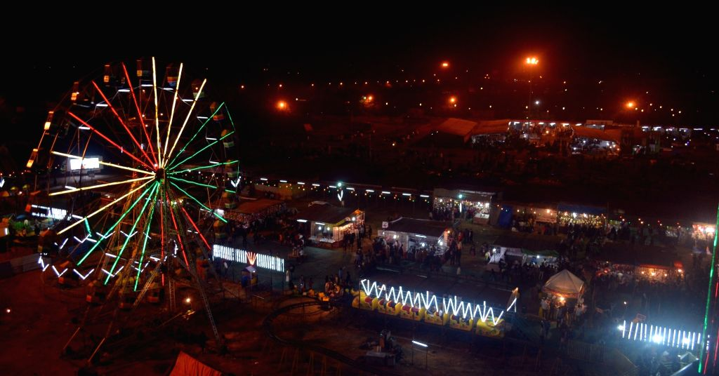 Lucknow Mahotsav.