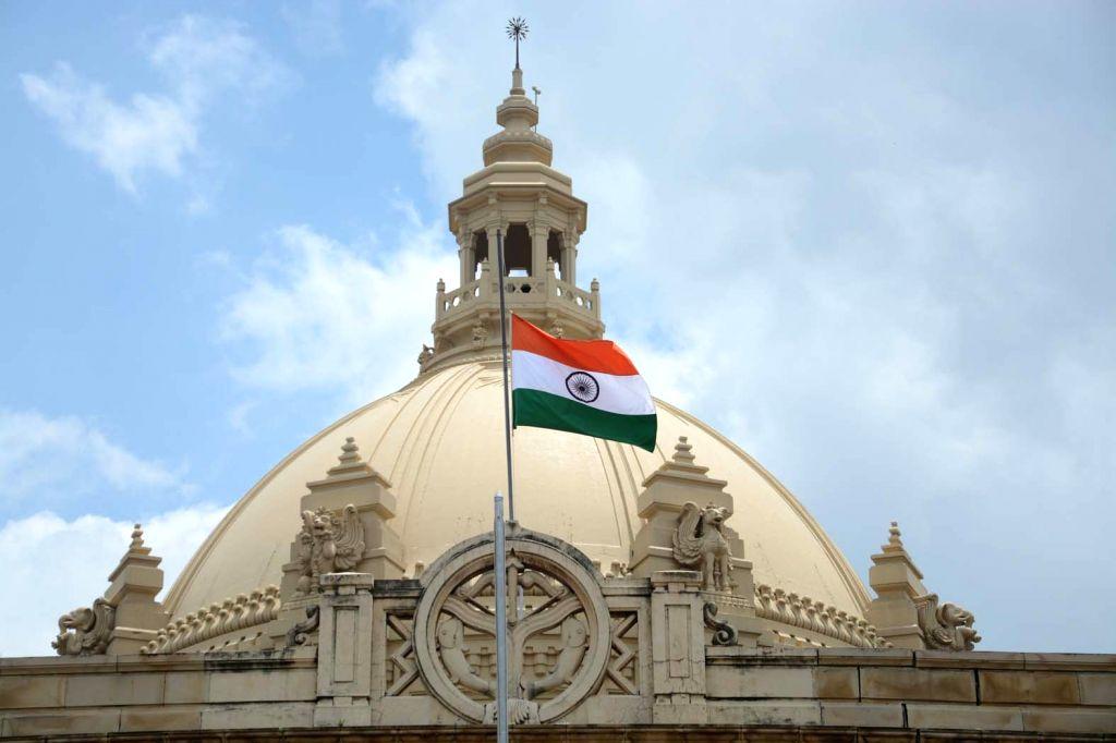 Lucknow, March 31 (IANS) The Uttar Pradesh Vidhan Sabha has extended its shutdown to April 14.(File Photo: IANS)