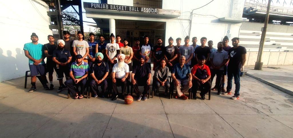 Ludhiana basketball team