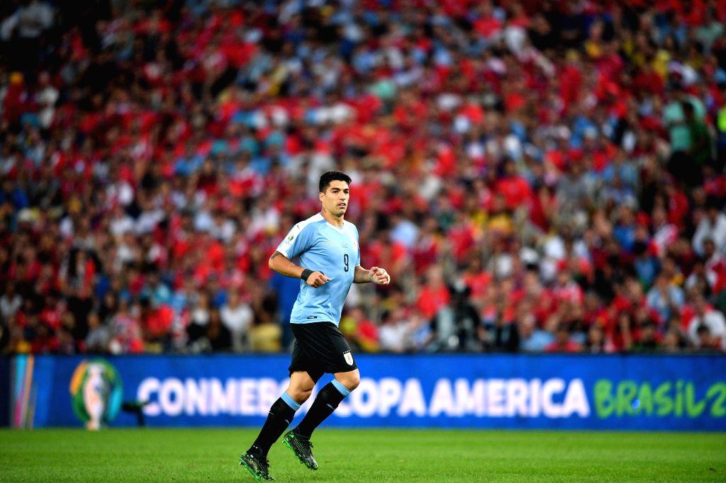 Luis Suarez. (Xinhua/Xin Yuewei/IANS)