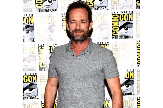 Luke Perry. (Photo: Twitter/@LukePerryIII)