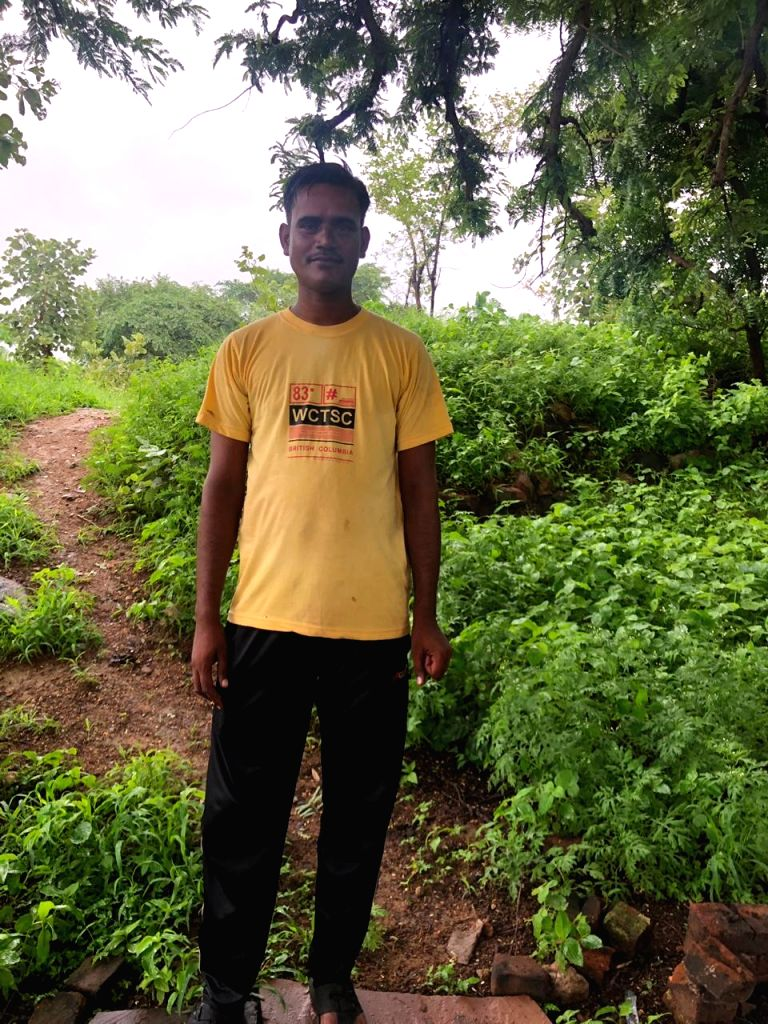 Lush green fields, orchards of guava trees with branches laden with fruit, rows of groundnut shrubs, vegetables Parasai-Sindh region of Bundelkhand is a picture of plenty. But it ...