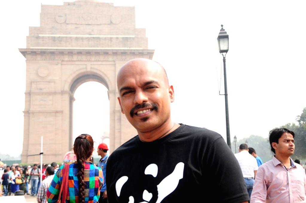Lyricst Prashant Ingole.