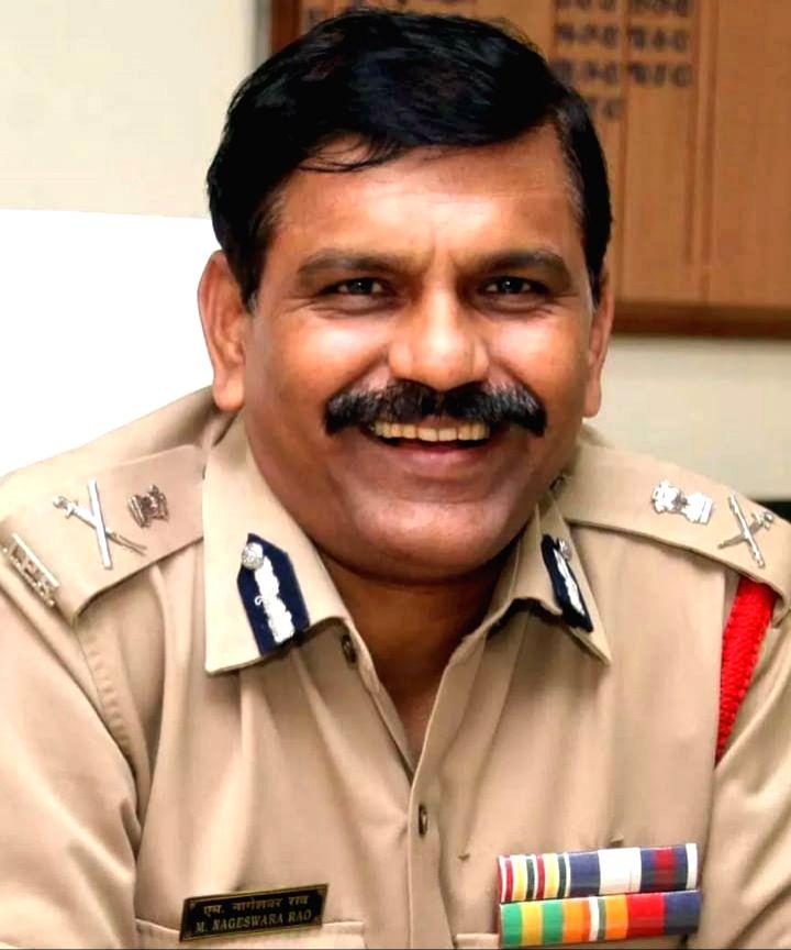 M. Nageshwar Rao. (File Photo: IANS) - M. Nageshwar Rao