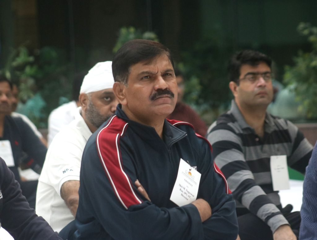 M. Nageswara Rao. (Photo: IANS) - M. Nageswara Rao