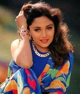 Madhuri recalls working with late Rishi Kapoor, Saroj Khan - Rishi Kapoor and Saroj Khan