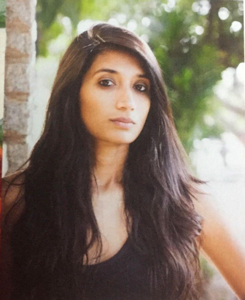 Madhuri Vijay.