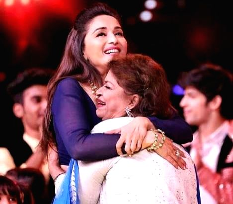 Madhuri will miss 'Guru-shishya bond' with Saroj Khan. - Saroj Khan