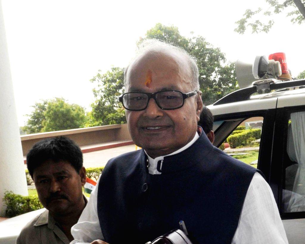 Madhya Pradesh Finance Minister Jayant Malaiya. (File Photo: IANS) - Jayant Malaiya