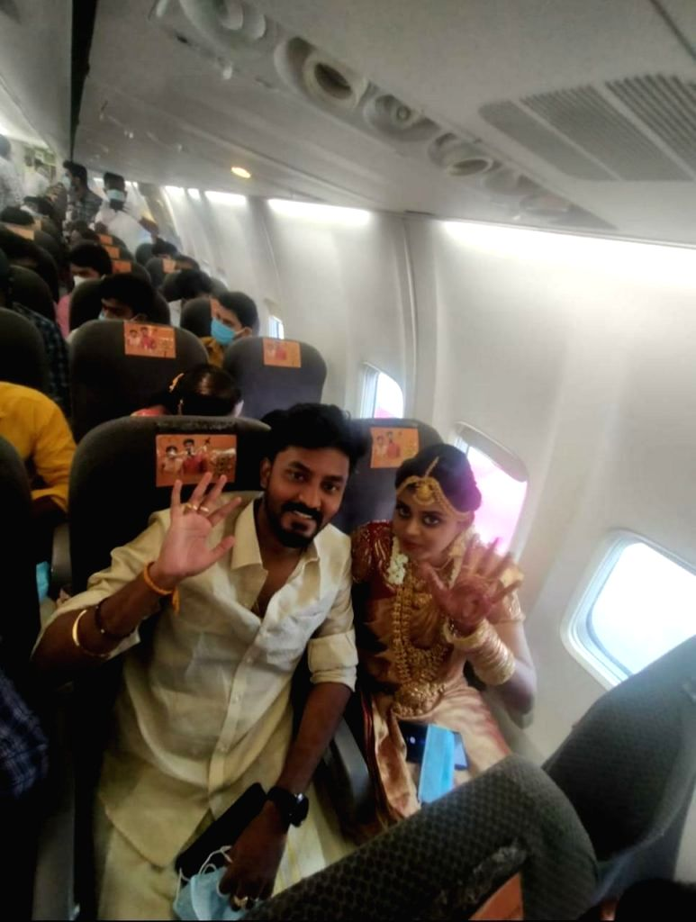 Madurai airport to furnish report on mid-air joy ride by marriage party
