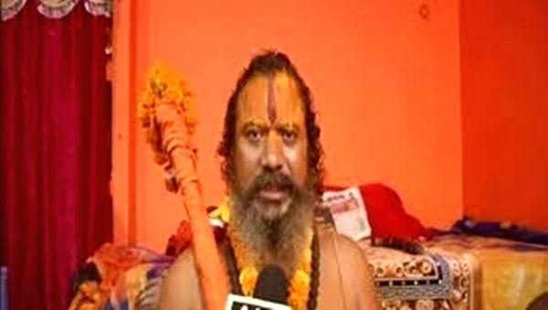Mahant Paramhans Das.