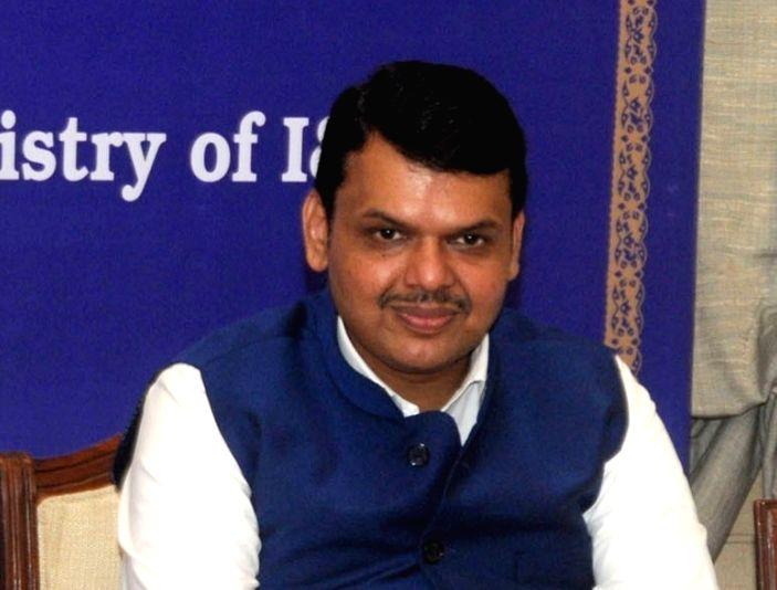 Maharashtra Chief Minister Devendra Fadnavis. (File Photo: IANS) - Devendra Fadnavis