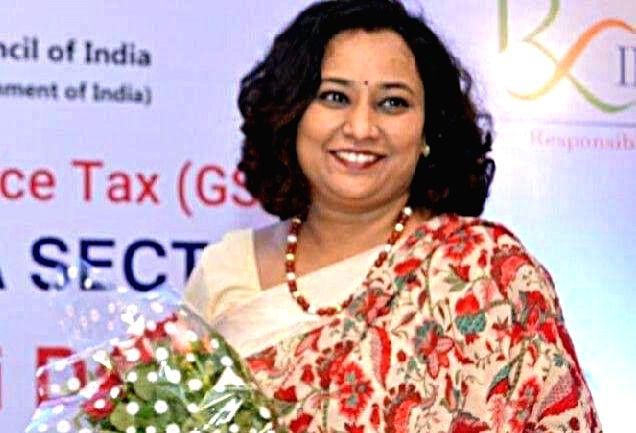 Maharashtra Food & Drugs Administration (FDA) Commissioner Dr. Pallavi Darade