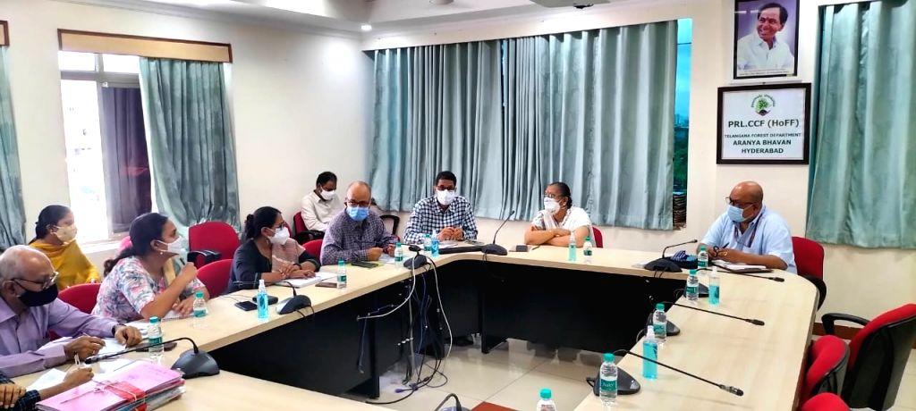 Maharashtra, Telagana zoos to exchange lions