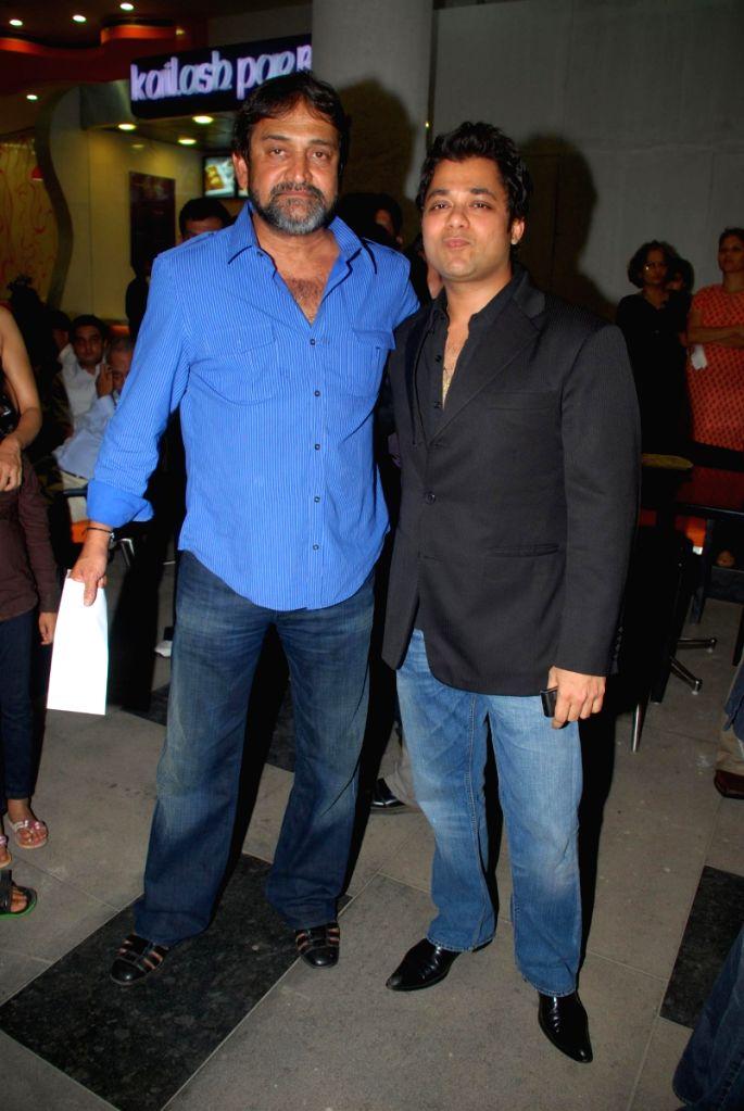 "Mahesh Manjrekar at special screening of movie ""99"" at PVR. - Mahesh Manjrekar"