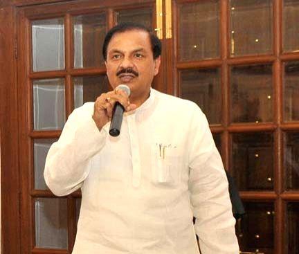 Mahesh Sharma . (File Photo: IANS) - Mahesh Sharma