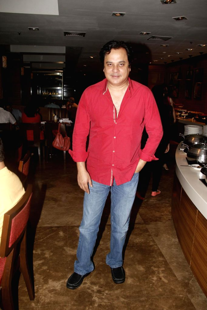 Mahesh Thakur during the hosted a party by Aneel Murarka in Mumbai, on Sept. 5, 2014.